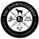 THE THOROUGHBRED SCONE Logo